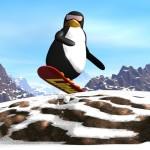 Snowboard-Tux-001