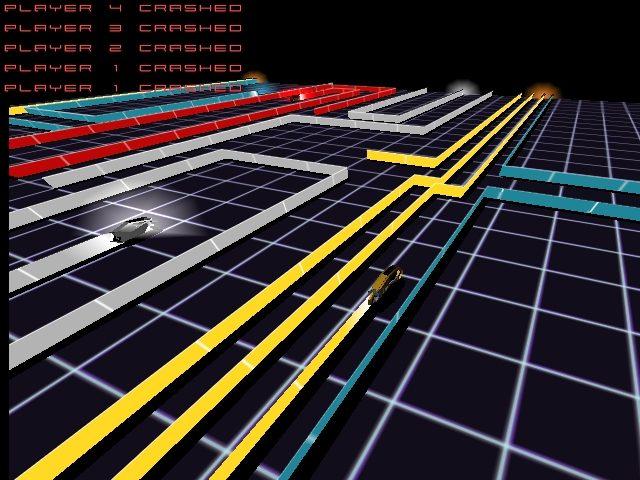 GLtron juego de motos de luz para Linux  Estrllate y ArdeORG