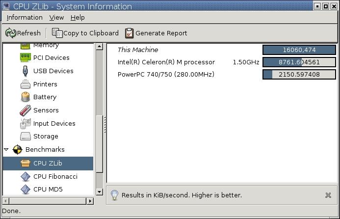 Benchmark en Linux   Estréllate y Arde ORG