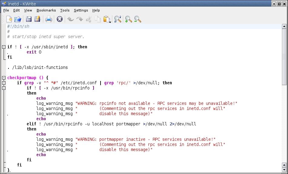 Editor de texto en Linux | Estr�llate y Arde.ORG